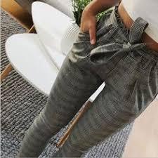 <b>2019 New Yfashion</b> Women Fleeced Imitation Leather Leggings ...