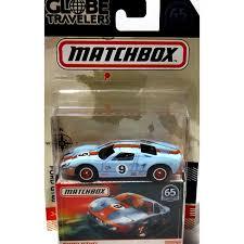 matchbox globe travelers ford gt40