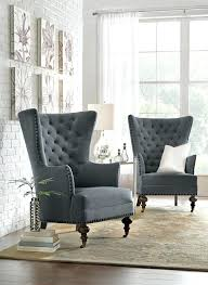 wingback accent chair tufted wingback accent chair