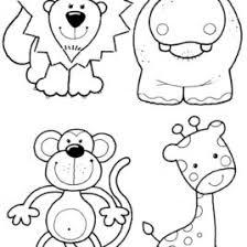 Small Picture Coloring Pages For Toddlers Animals Archives Mente Beta Most