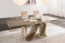 Delightful Glass Top Dining Room Table Glass Dining Room Furniture - Glass dining room furniture sets