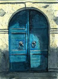 Old Doors Old Doors Paintings Tuscan Window