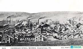 vision works homestead pa homestead steel works circa 1890s collection of william j