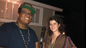 Hapeville couple hosts comedy show in their backyard   11alive.com