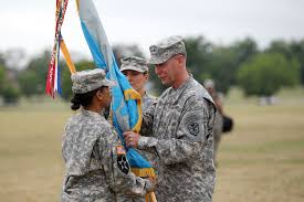 Former Leader Of 310th Mi Takes Over 902nd Mi Article