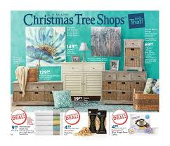 Christmas Tree Shops Circular January 25  February 5 2017  Http The Christmas Tree Store Flyer