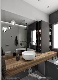 Large Bathroom Minosa Design Bathroom Design Small Space Feels Large