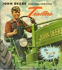 john deere model b owner s manual