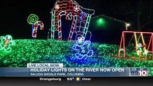 Lights Before Christmas Saluda Shoals Lights At Saluda Shoals