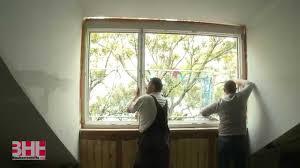 önorm Gerechter Einbau Von Holz Alu Fenster