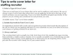 How To Mail Recruiter With Resume And Cover Letter Covering Letter