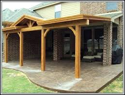 attached covered patio ideas. Beautiful Covered Patios Attached To House For Patio  45 . Awesome Ideas