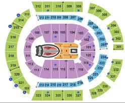 Bridgestone Arena Seating Chart Basketball Bridgestone Arena Seating Chart Rows Seat Numbers And