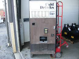 Rockola Vending Machine Awesome ROCKOLA CAN SODA Vending Machine Model CCC48 Includes Coin Mech