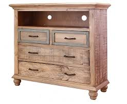 International Furniture Direct Praga 4 Drawer Media Chest   Item Number:  IFD968CHEST TV