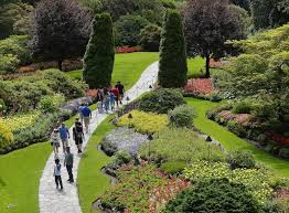 from vancouver victoria and butchart gardens tour