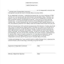 Basic Liability Waiver Form Magnificent Liability Disclaimer Template Lopar
