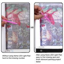 Diamond Painting Light Box Keria A4 Usb Led Light Board Ultra Thin Light Pad Light Box