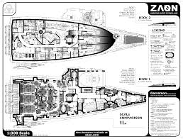 Ever Wanted A Millennium Falcon Here Are The Blueprints Spaceship Floor Plan