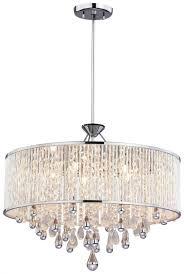 crystal chandelier with drum shade amazing white pendant light 2234 wh regarding 0 lifestylegranola com crystal chandelier with drum shade