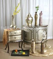 diy metallic furniture. silver furniture diy metallic t