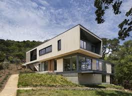 hillside house from shands studio trendy plans 3 home hillside house plans