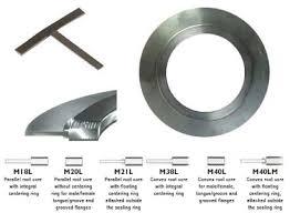 metallic gasket. camprofile metallic gasket