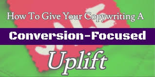 Copywriting Examples How To Give Your Copywriting A Conversion Focused Uplift