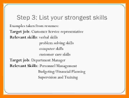 7+ skills to put on a resume for customer service | buisness letter