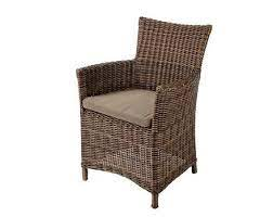 canvas lakeside collection wicker chair