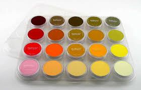 Panpastel Dry Colour Paints