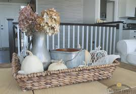 living room vignette walls neutral fall tray vignette in a rustic elegant living room check out t