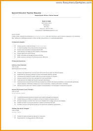 Resume Templates For Teachers Beauteous Teaching Jobs Resume Sample Teacher Resume Sample Complete Guide