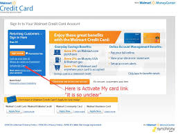 Ge Online Service Login 6 Facts You Must Know About Walmart Credit Cards Credit Panda