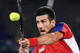 Olympia 2021: Novak Djokovic mit ...