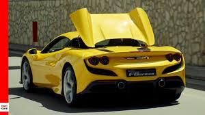 Ferrari F8 Spider Youtube