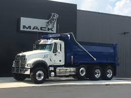 2018 volvo dump truck. interesting dump new 2018 mack gu713 dump truck 5652 to volvo dump truck 8