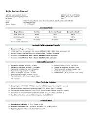 Resume For Internships Template Resume Internship Template Malaysia Mmventures Co
