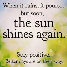 Stay Positive Quotes Extraordinary Staypositivebetterdaysaheadmotivationalquotessayingspictures