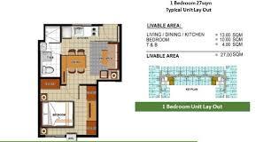 One Bedroom Condominium Units For Sale In Molo, Iloilo City   Image 1 ...