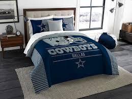 dallas cowboys king size comforter and 2 shams