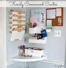 wall organizer with ikea kvissle rack