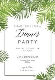 Dinner Invitation Template Bravebtr