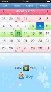 Ovulation Chart Boy Girl Menstrual Calendar Free Dmitry Kovba