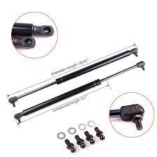 Rear Liftgate Hatch Tailgate Supports Struts Shocks For 1999 2004 Jeep Grand Cherokee Jeep Grand Jeep Grand Cherokee Jeep