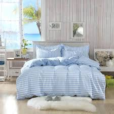stripe duvet covers queen marvelous red and white striped inside blue decor 15