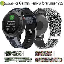 watch <b>band strap</b> For Garmin Fenix 5 forerunner 935 Quick Release ...