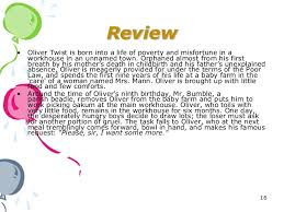 essay on oliver twist student essay on oliver twist