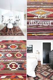 kilim style rug just the bees knees fab finds affordable budget friendly rugs contributors budgeting house kilim style rug