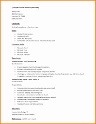 Skills Resume Samples Inspirational Sample Secretary Resume